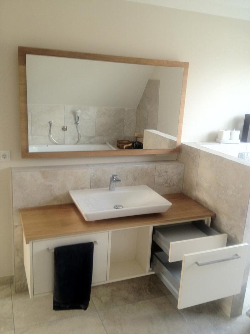 badezimmermöbel eiche | huboonline, Badezimmer